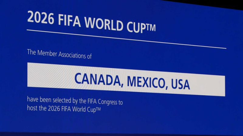 3 countries, 48 teams: How will the 2026 World Cup work?
