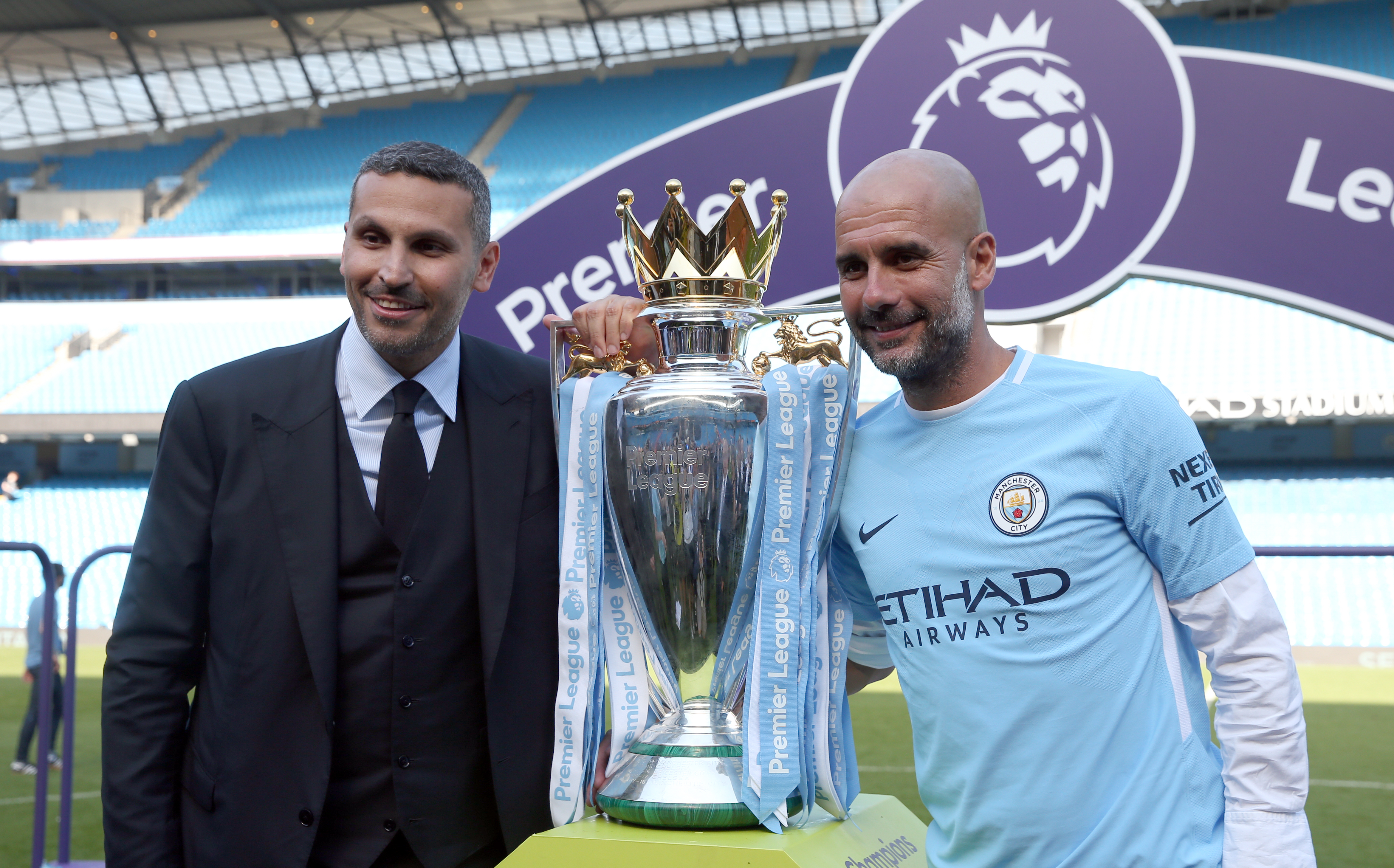 Guardiola responds to break suggestions