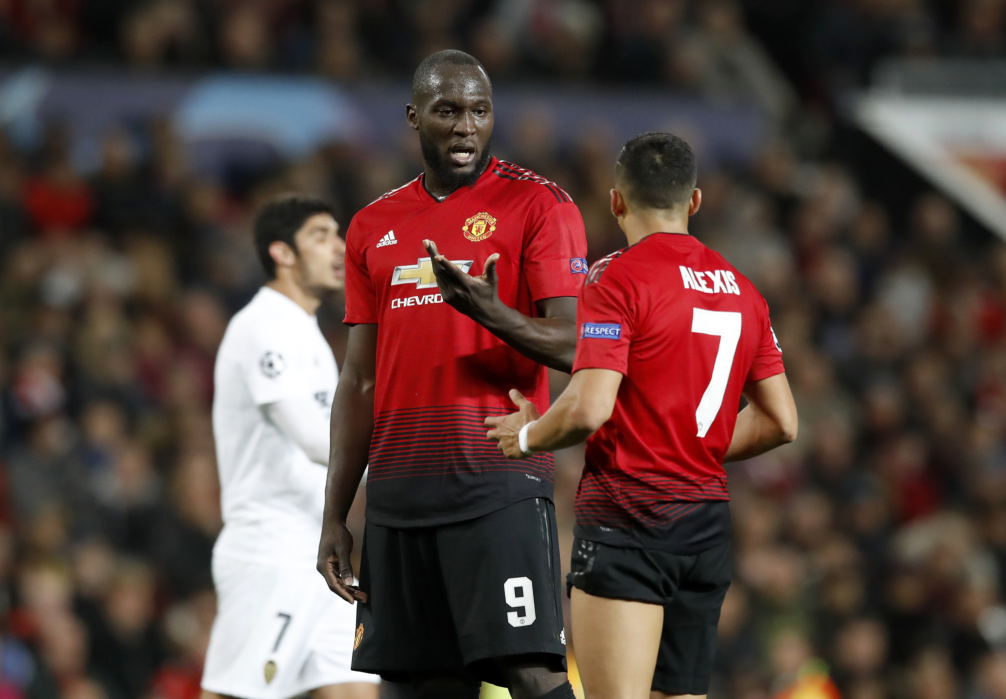 Solskjaer on Lukaku missing friendly match against Leeds United