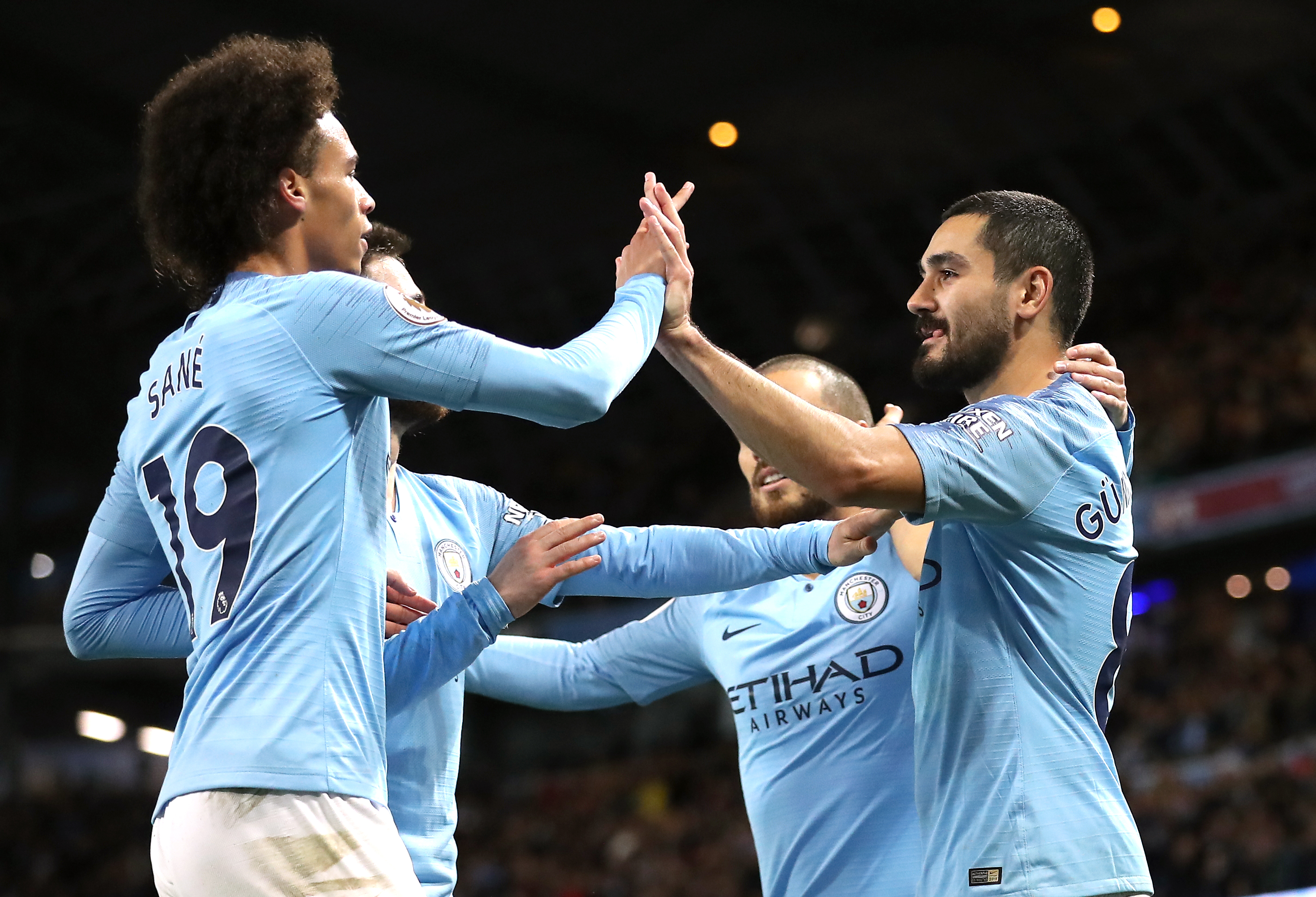 Bayern Munich confirm interest in Manchester City winger