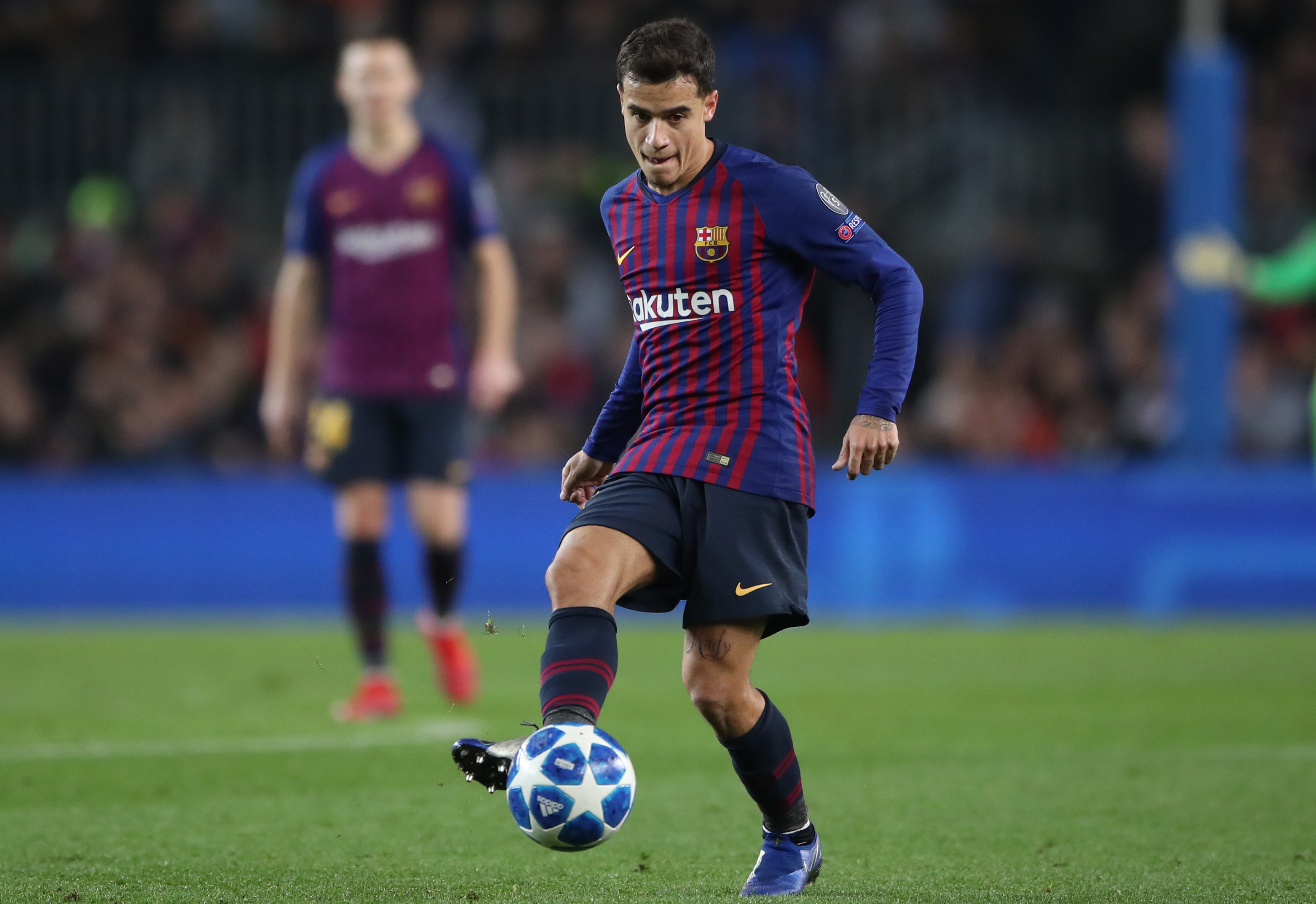 No Barca exit for Coutinho