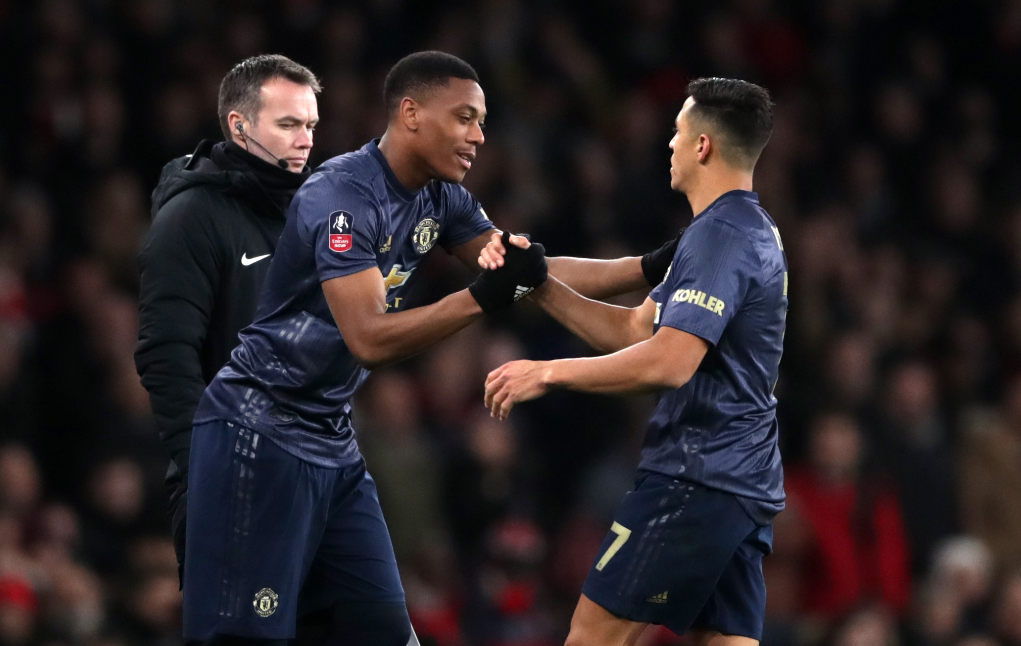 Mourinho's message to Martial after 'disappointing' season