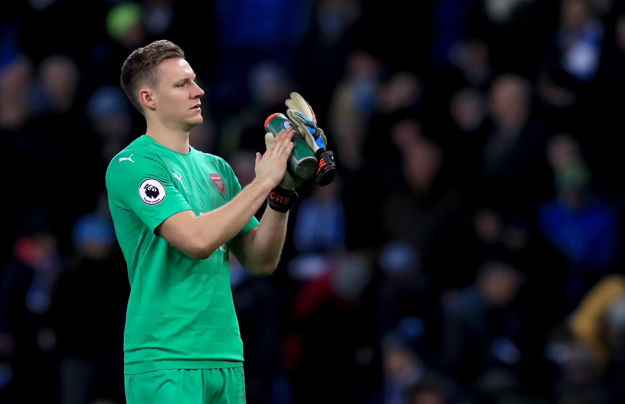 Unai Emery on Bernd Leno's performance following defeat to Wolves