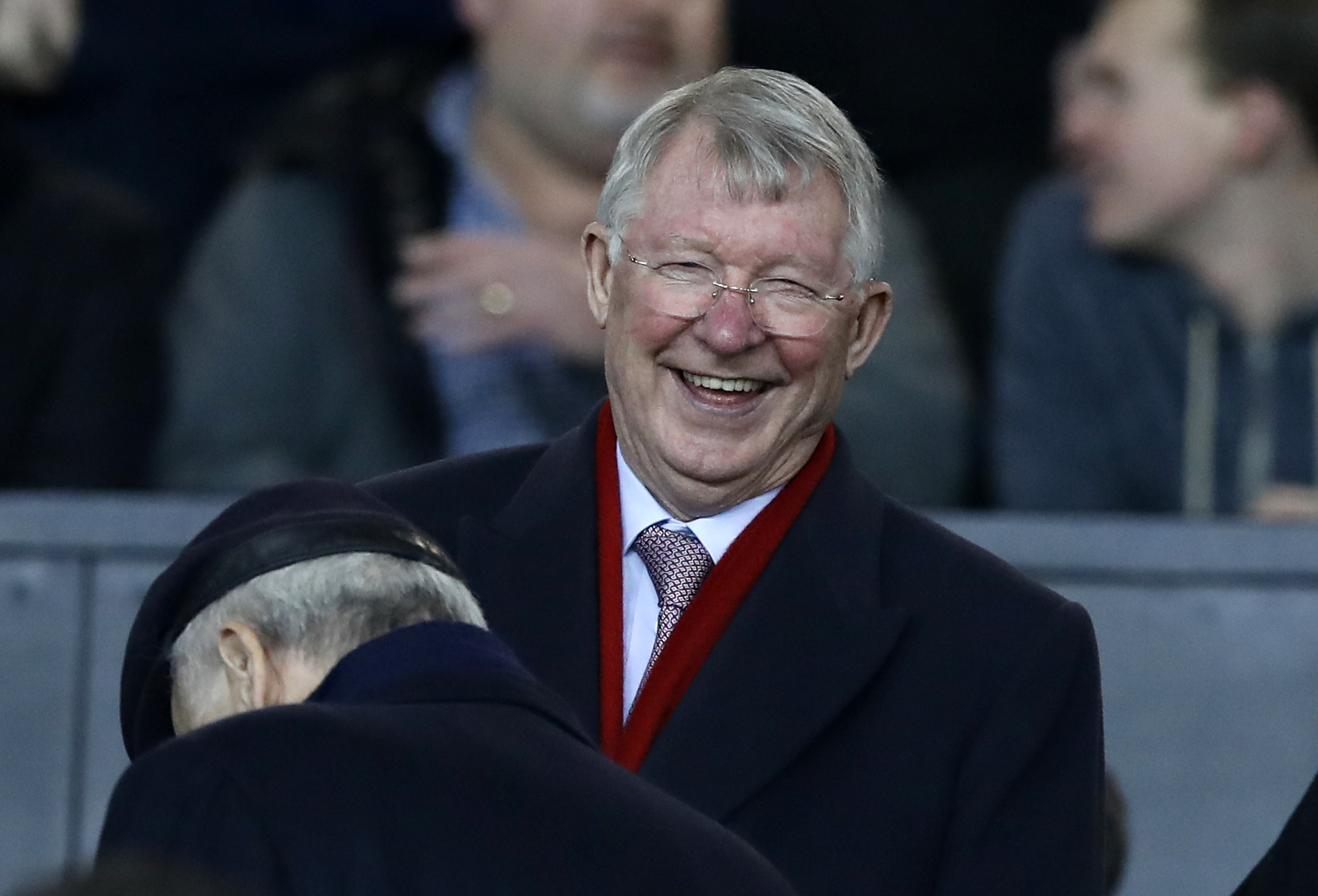Manchester United legend Ferguson sends message to NHS workers