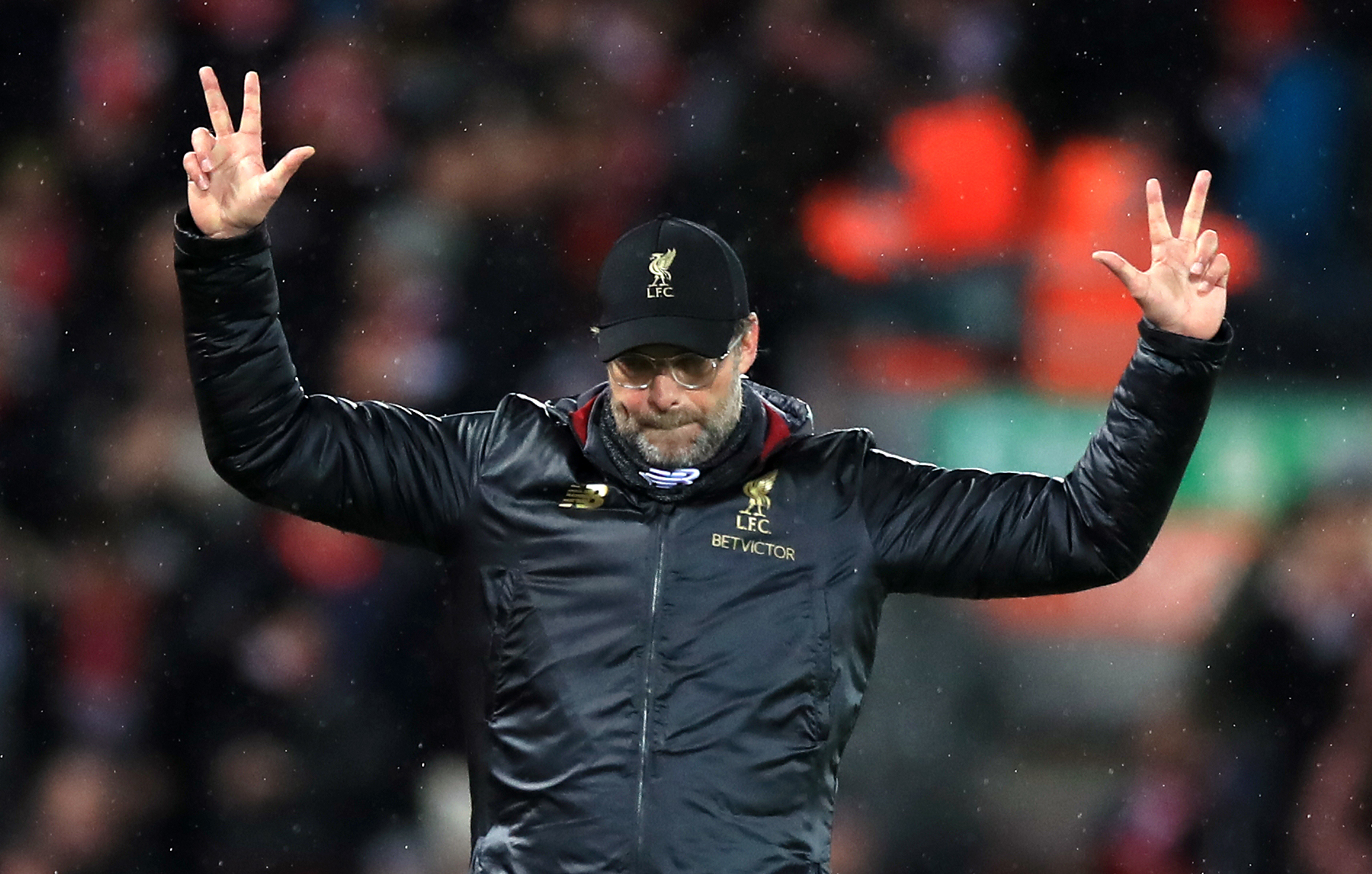Former Germany coach backs Klopp to remain at Liverpool