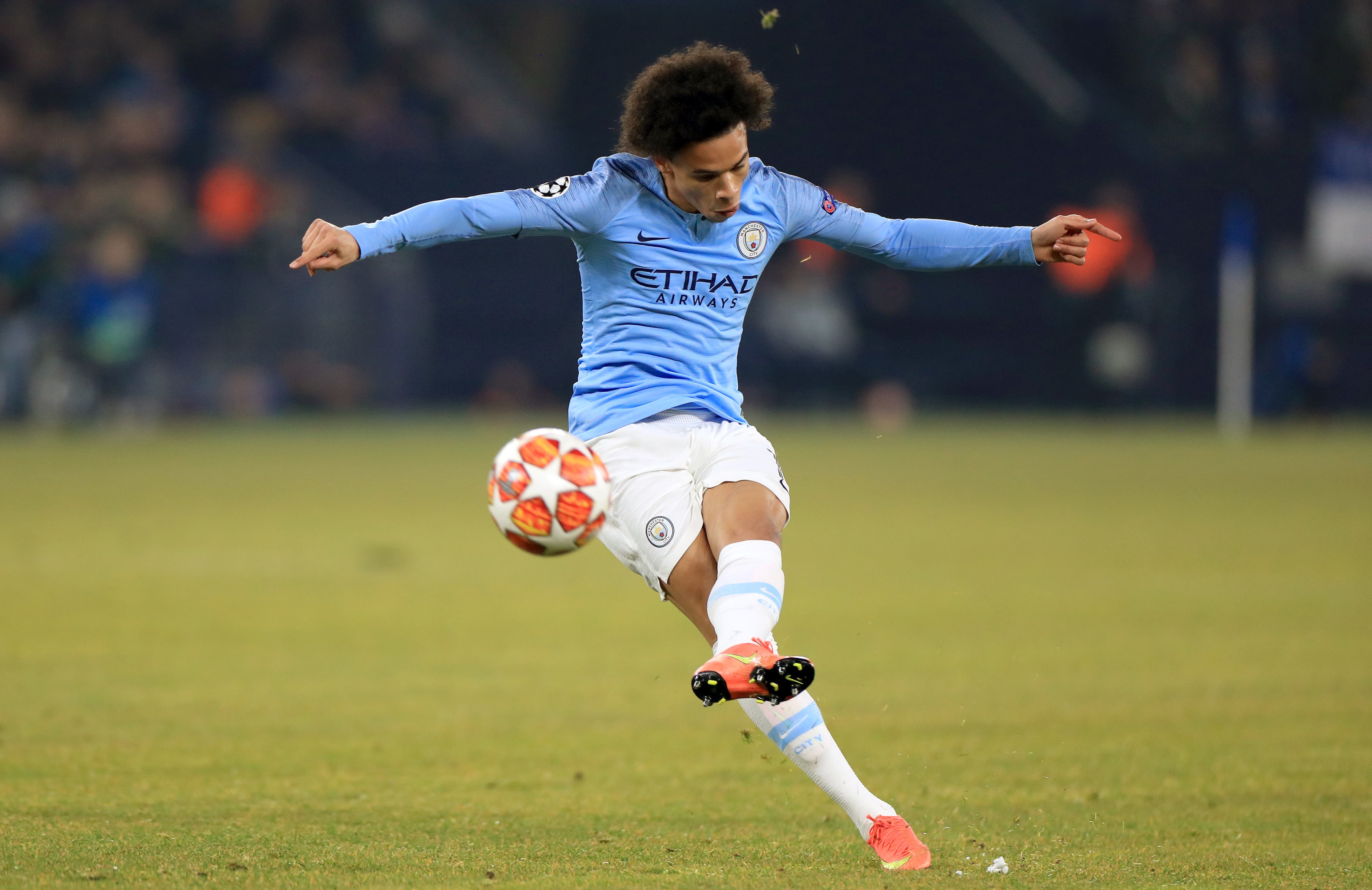 Guardiola reiterates Sane stay after Manchester City dismantles Kitchee