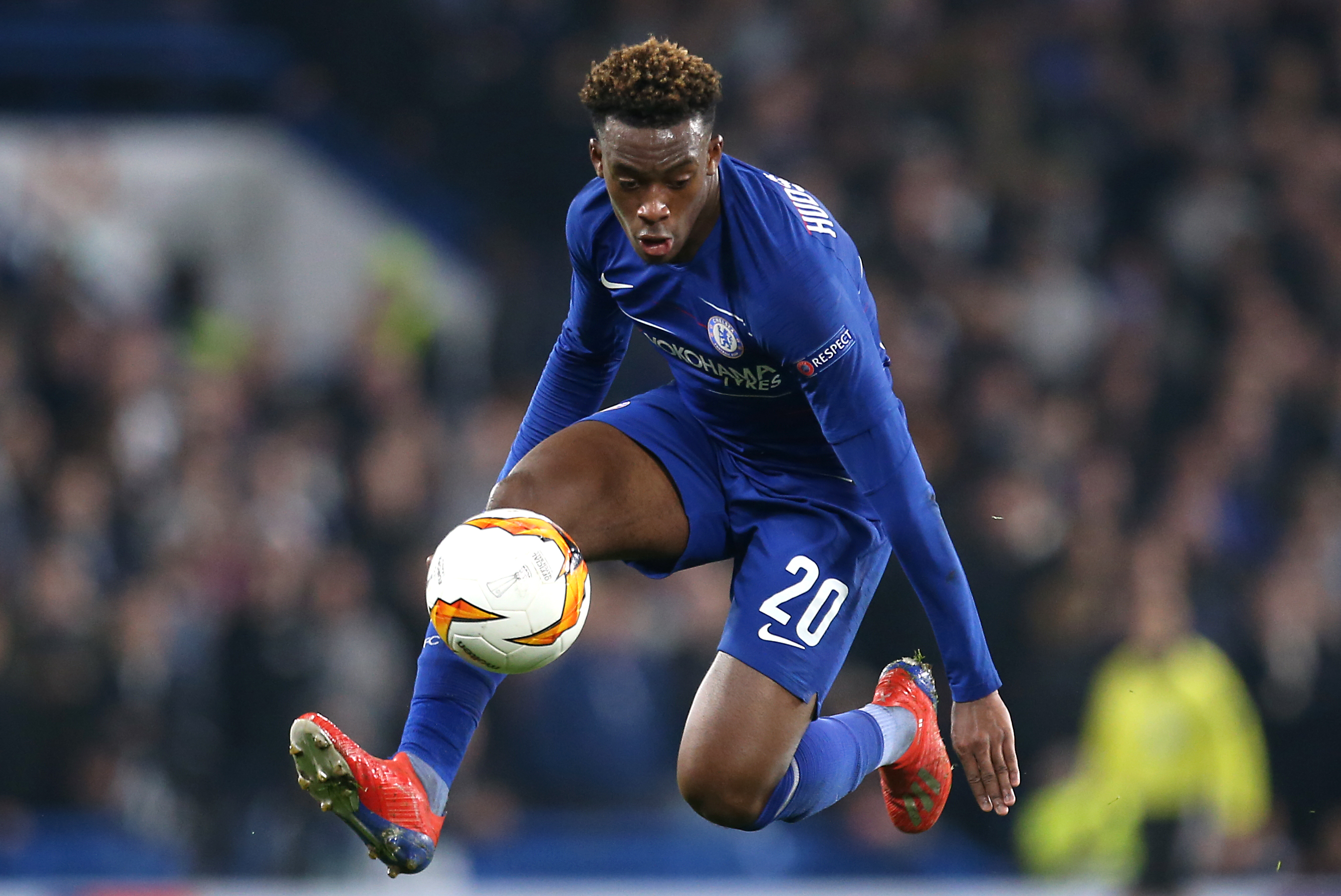 Lampard sends clear message to Hudson-Odoi