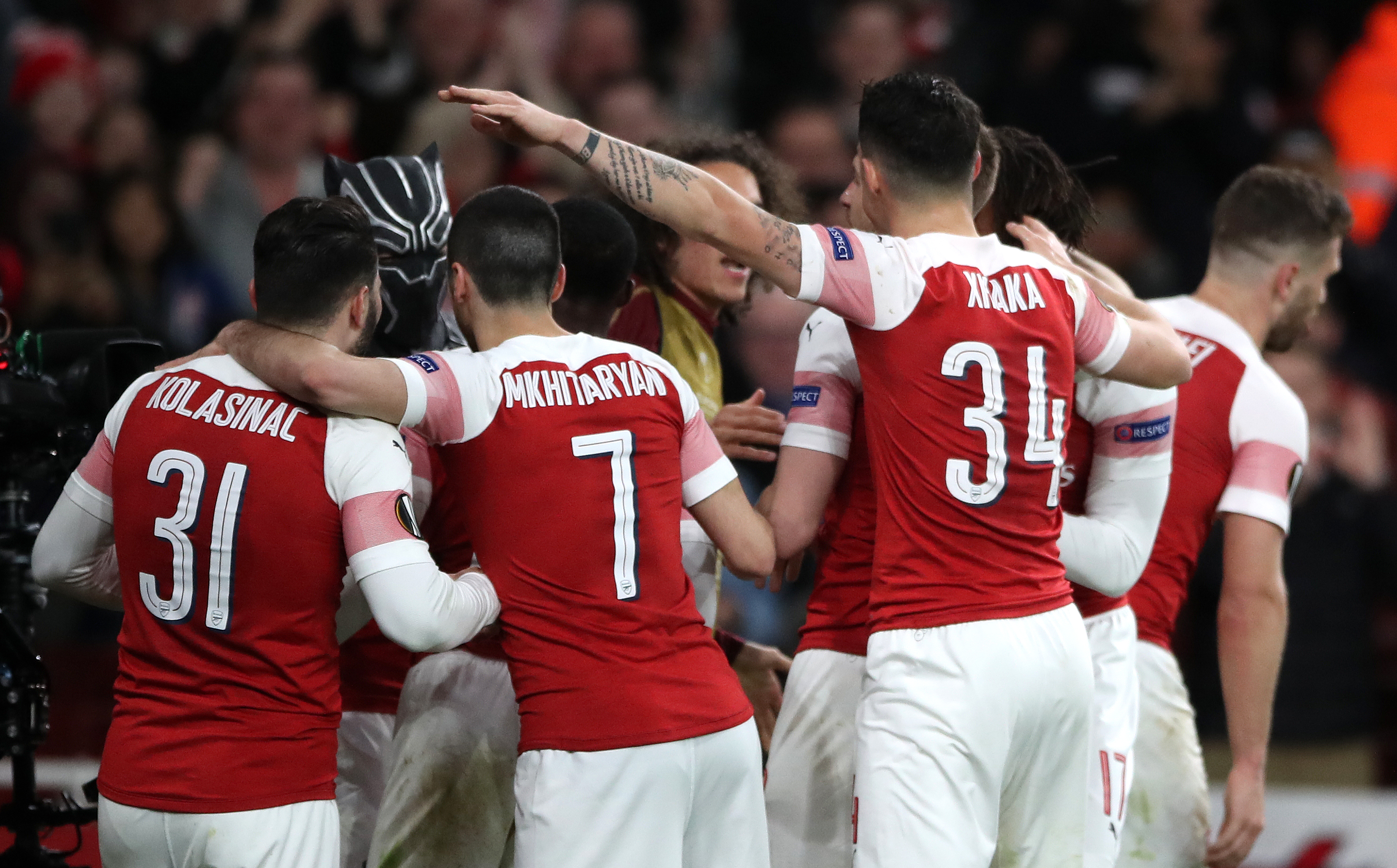 Arsenal fans criticized for being impatient