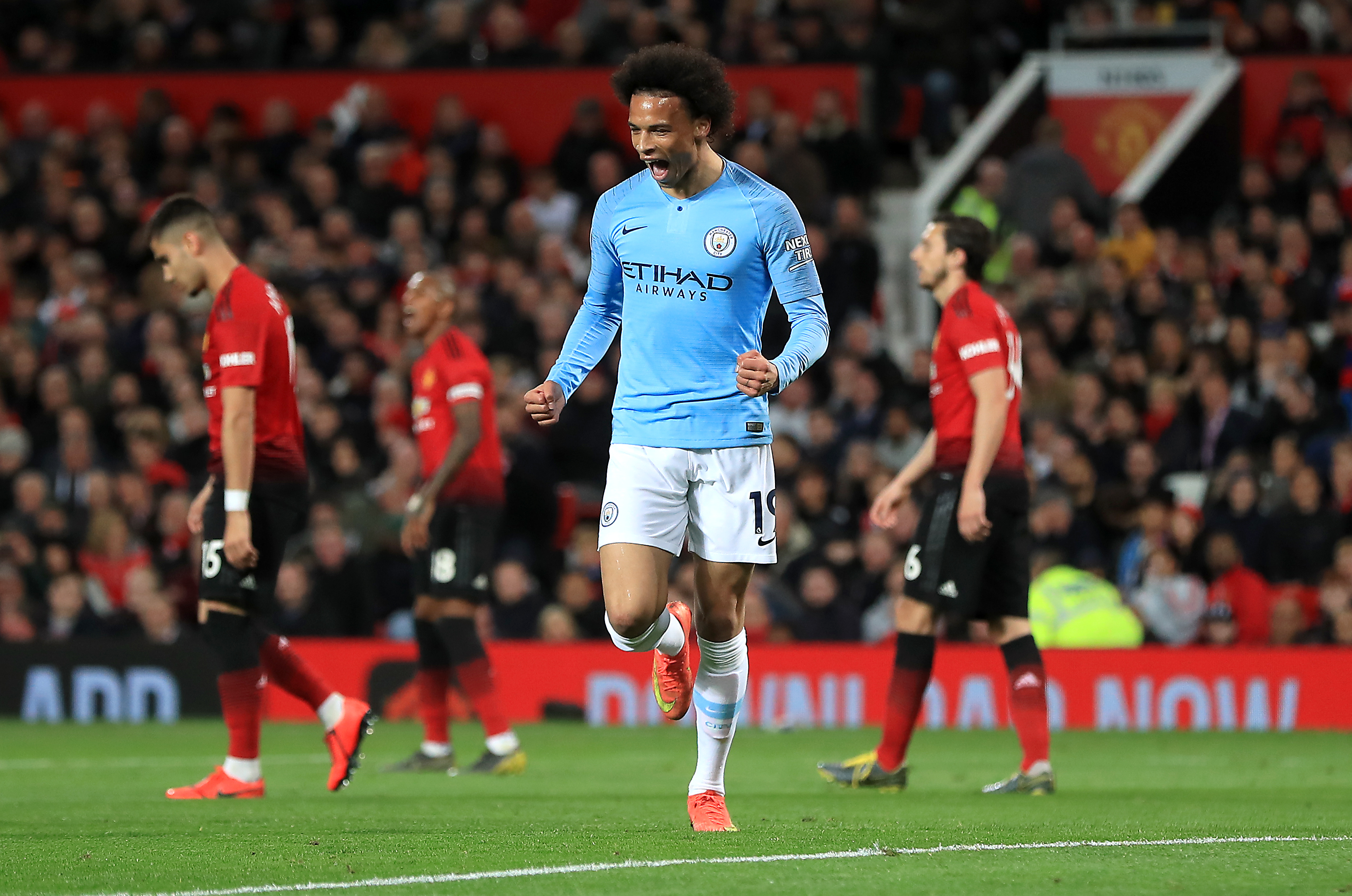 Sane joins conversation on whether or not Premier League season should be cancelled