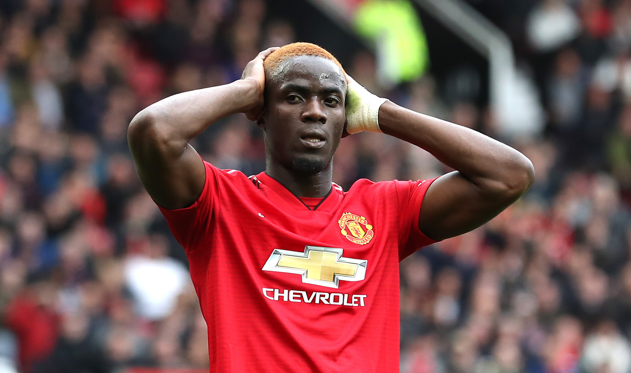 Eric Bailly issues an injury update after fears of missing AFCON