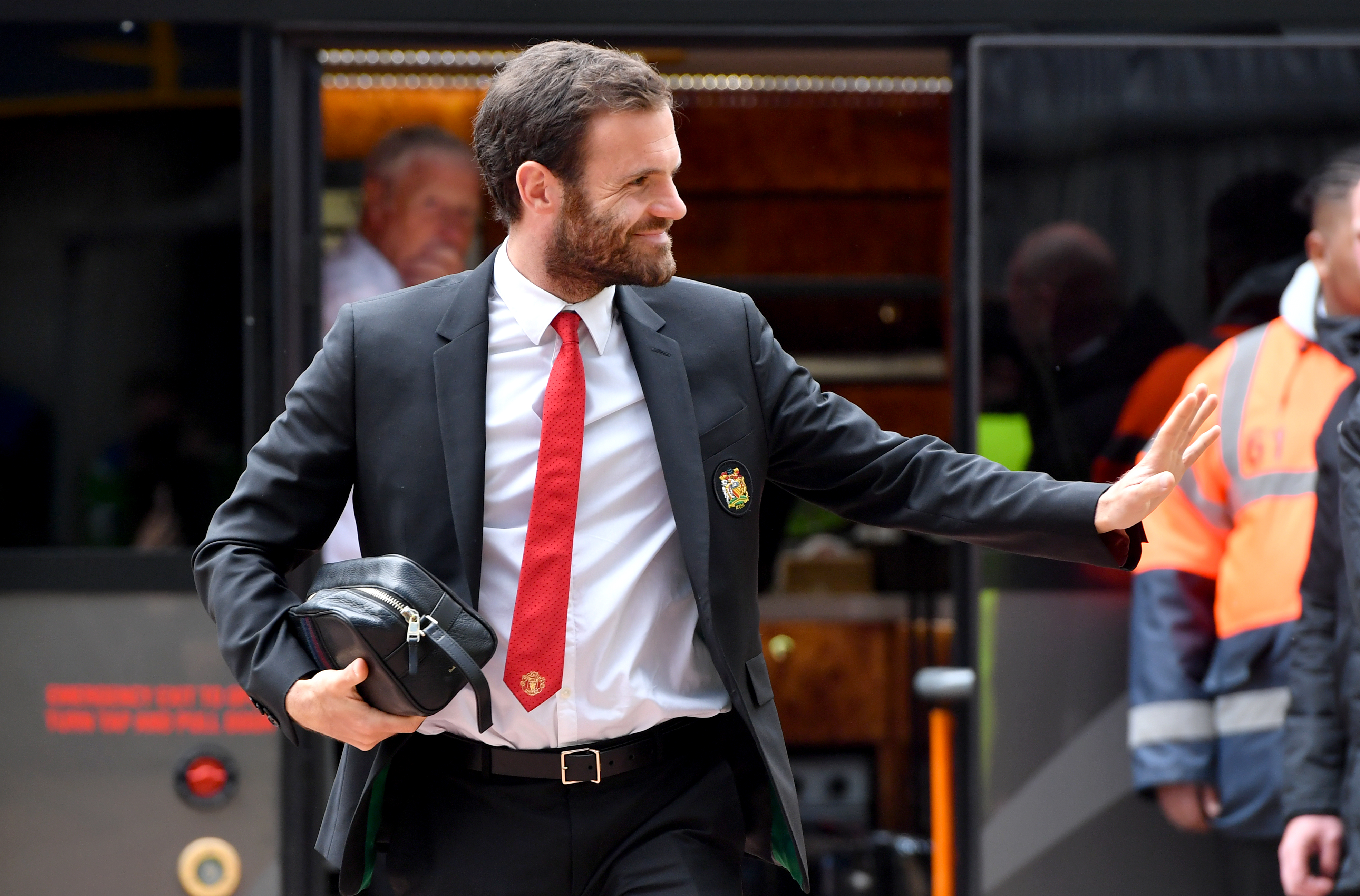 Mata makes promise to Man United fans
