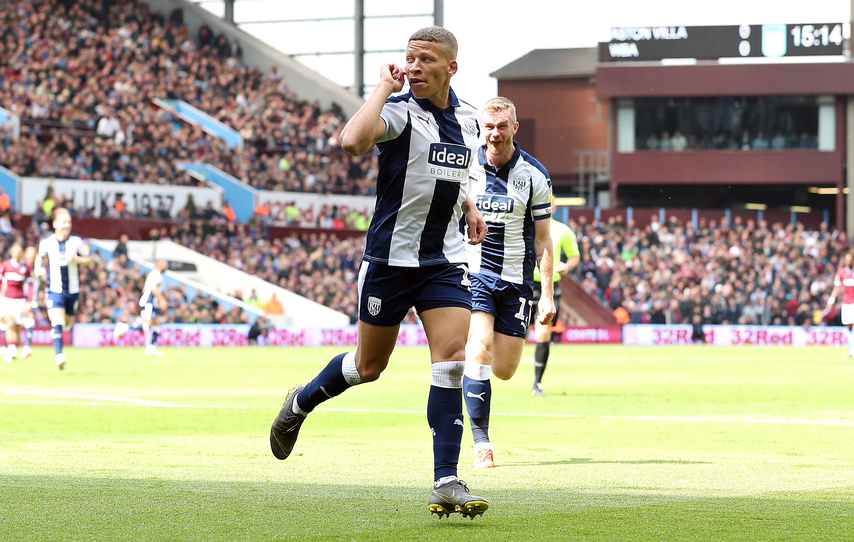 Aston Villa target Dwight Gayle as possible replacement for Tammy Abraham