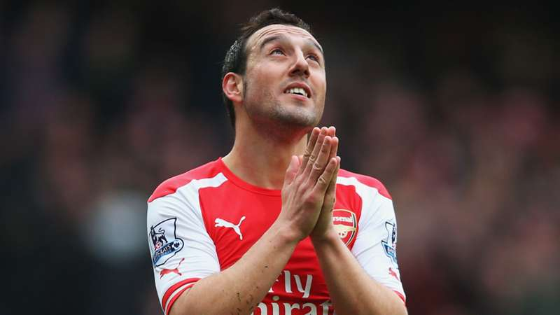 Cazorla leaves Arsenal