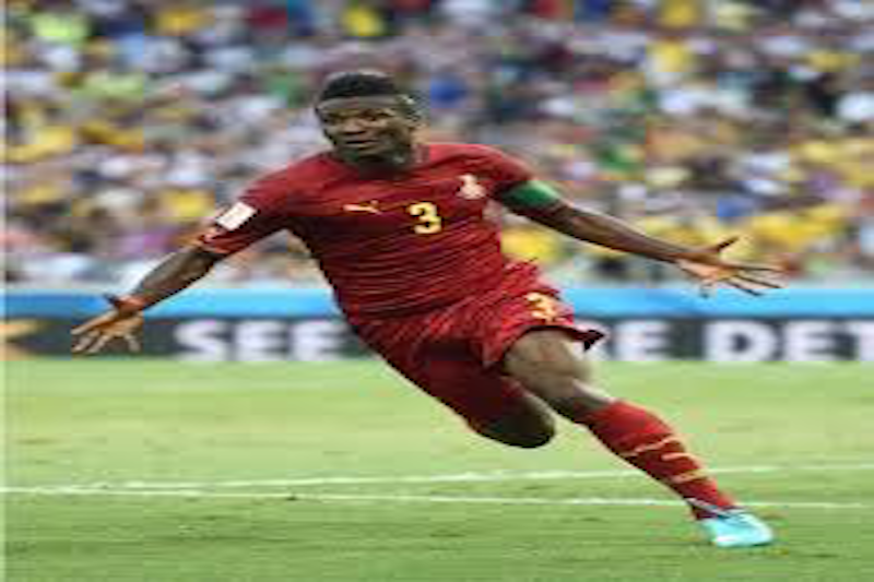 I did not force anyone to name me Black Stars captain - Asamoah Gyan