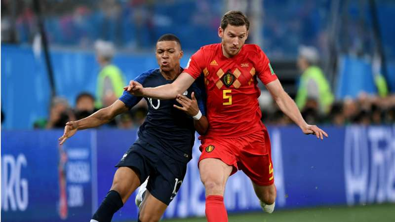 Vertonghen: Mbappe has great quality