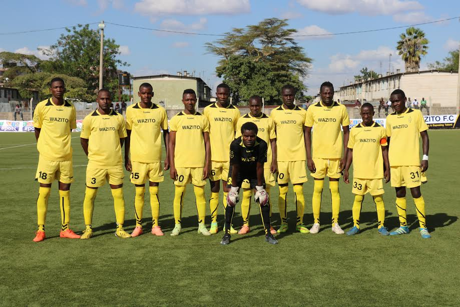 Wazito names strong squad for Leopards tie