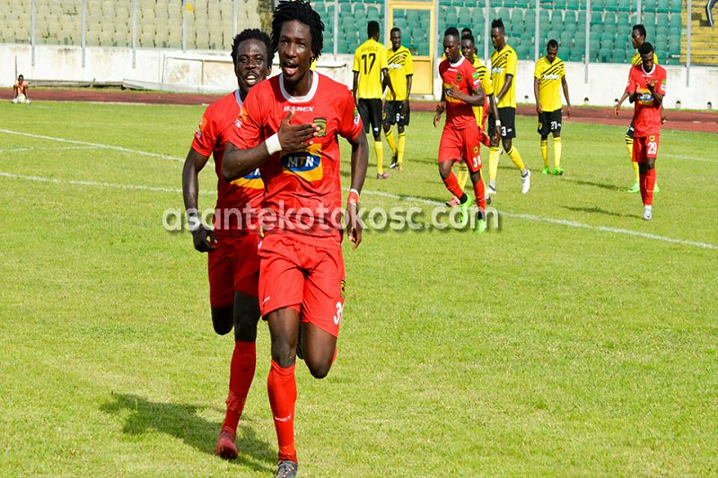 Club Friendlies: Asante Kotoko bags win against Ashgold in First Leg.
