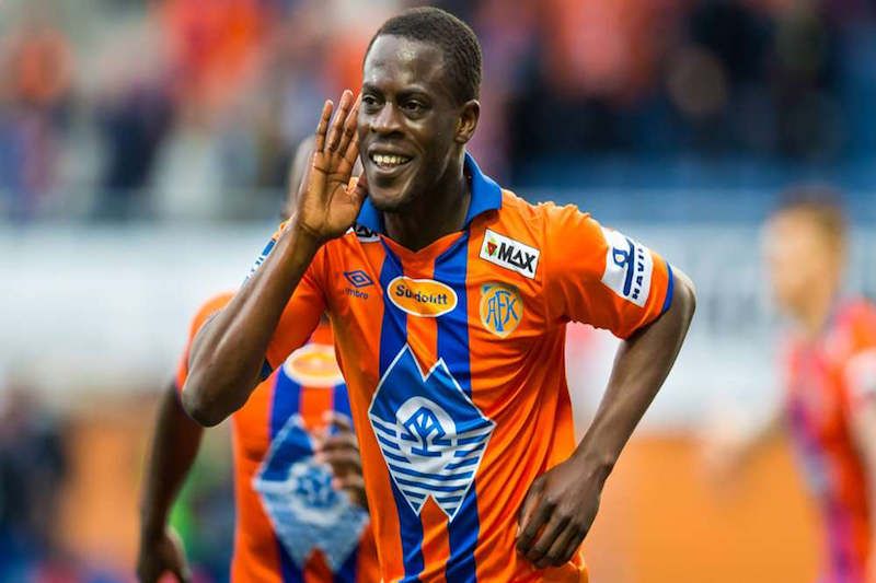 Edwin Gyasi Itching to play in the English premier league