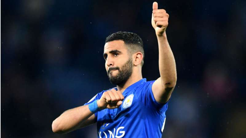 Mahrez appreciates time at Leicester as he begins life at City