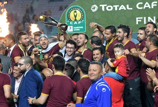 North African teams dominate quarter finals slots of CAF Champions League