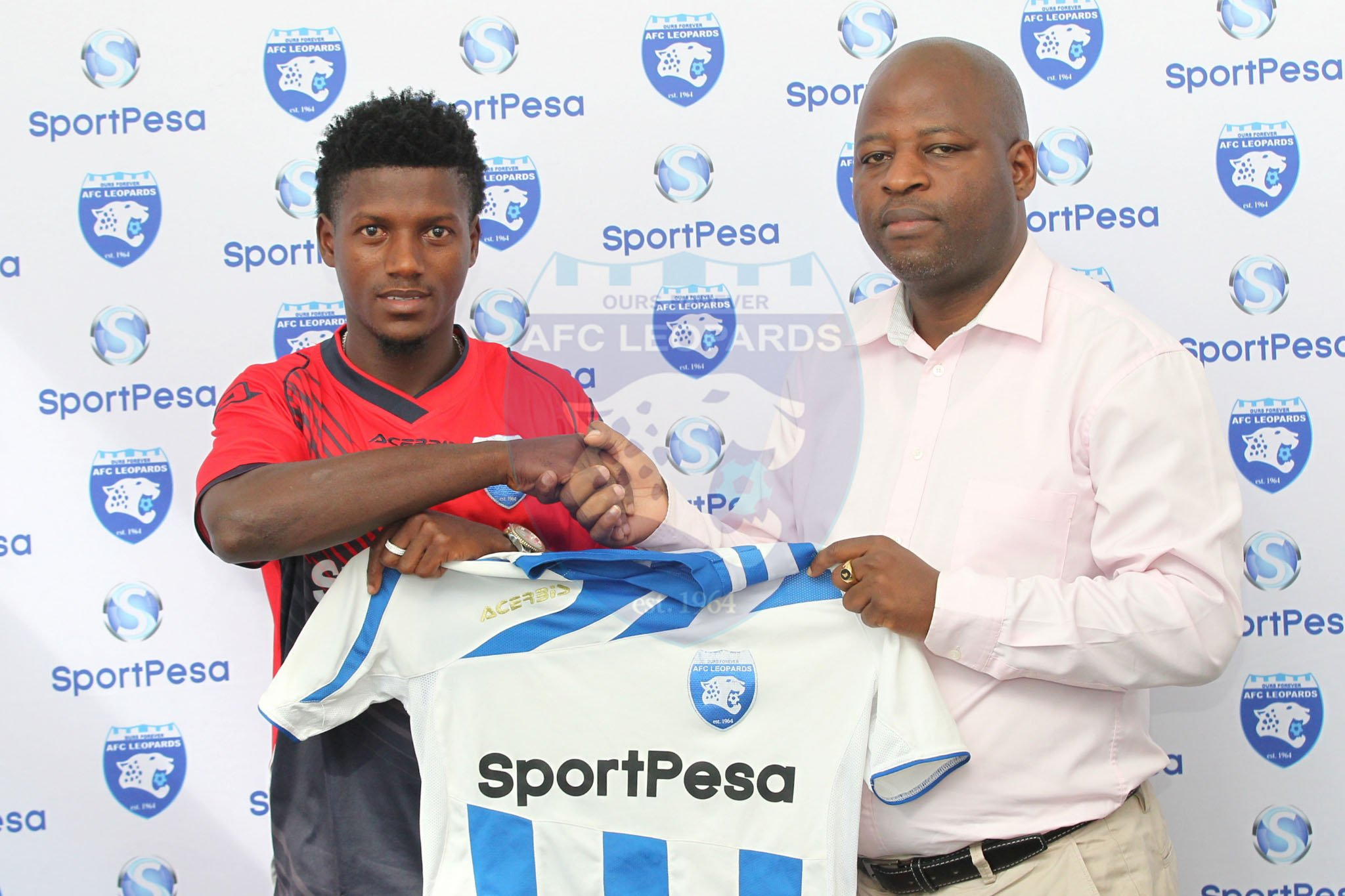AFC Leopards complete the signing of two forwards