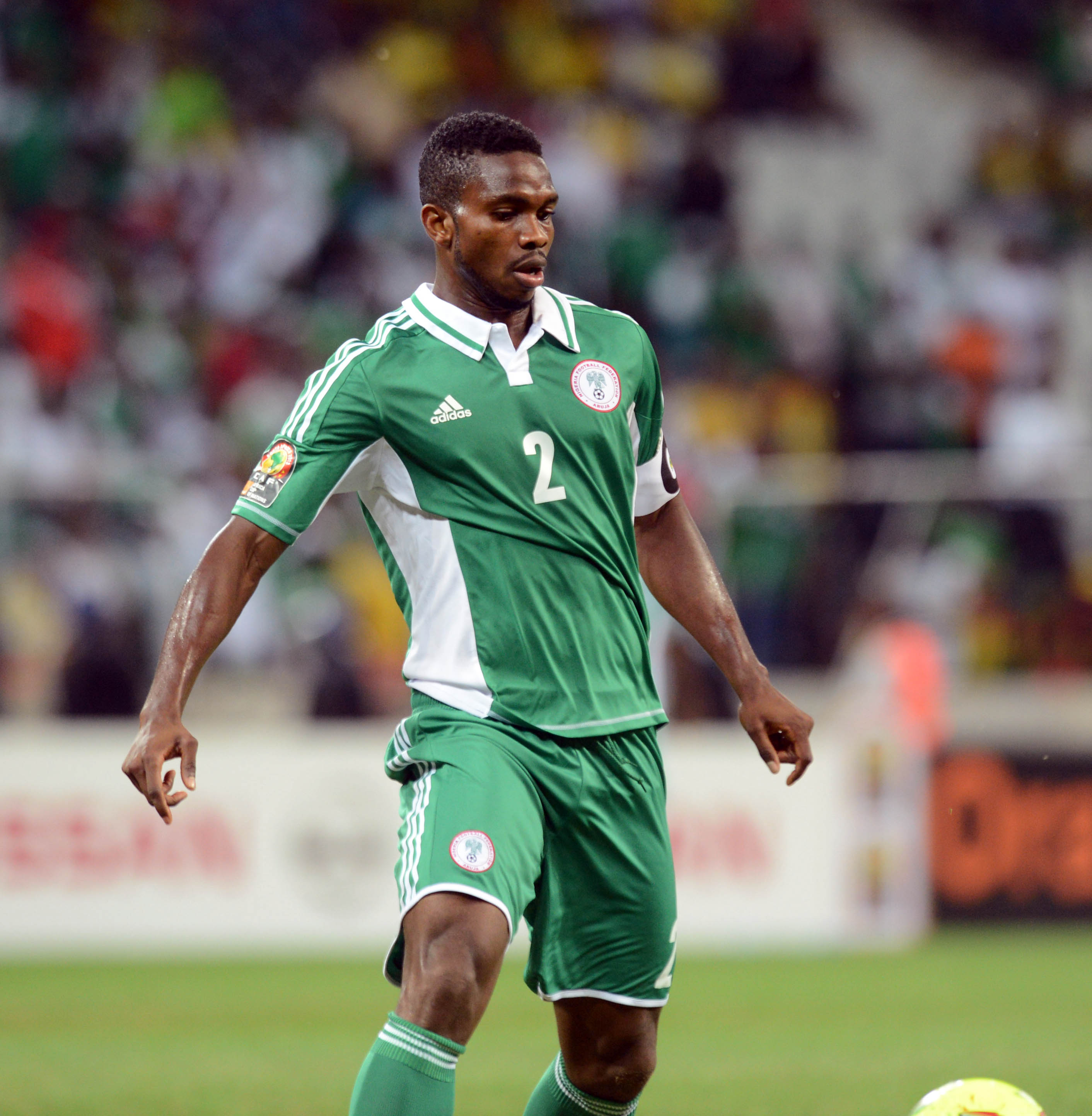 🇳🇬 Ex NFF president Laloko reacts to Yobo's appointment