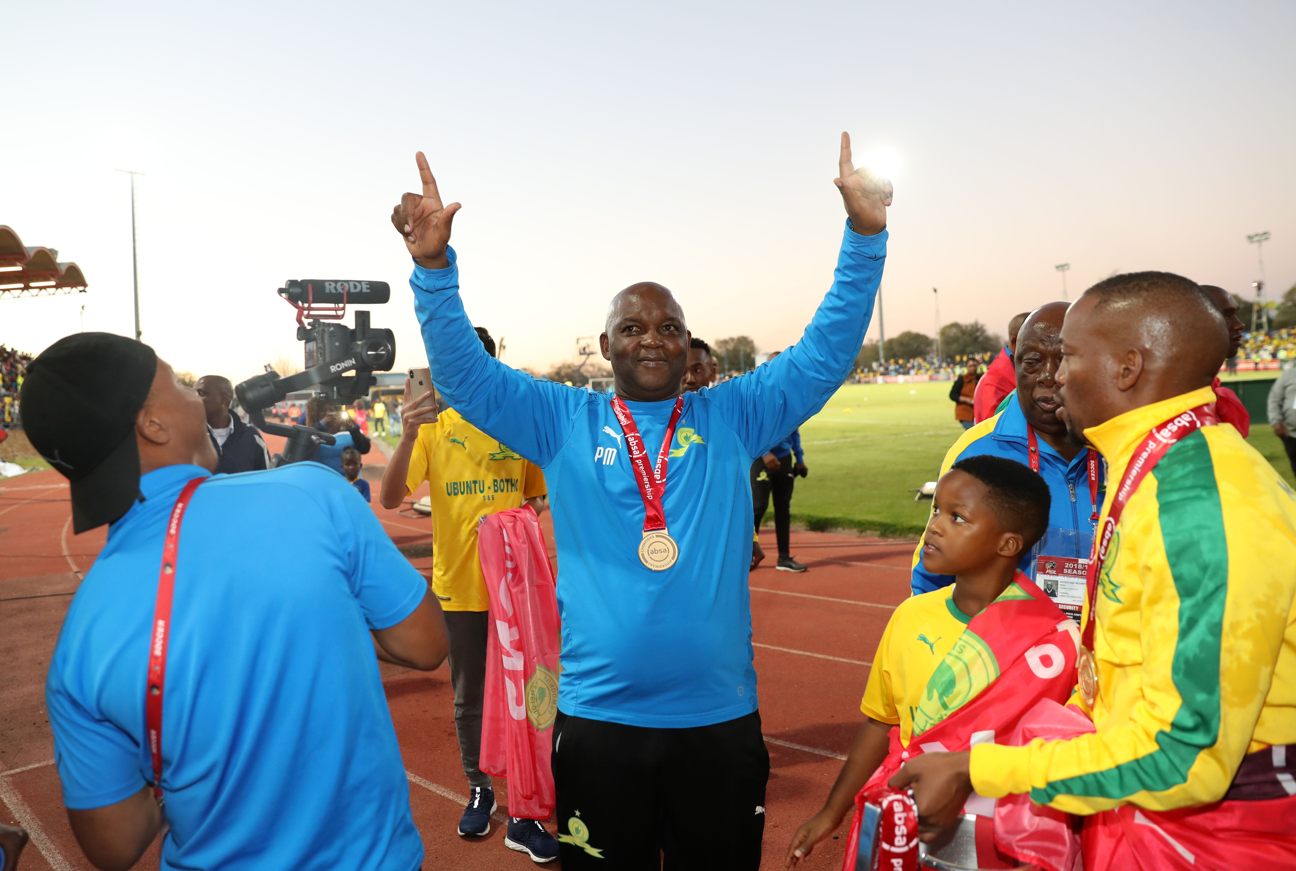 Pitso uses Pep Guardiola & Valverde to explain why Sundowns will make signings
