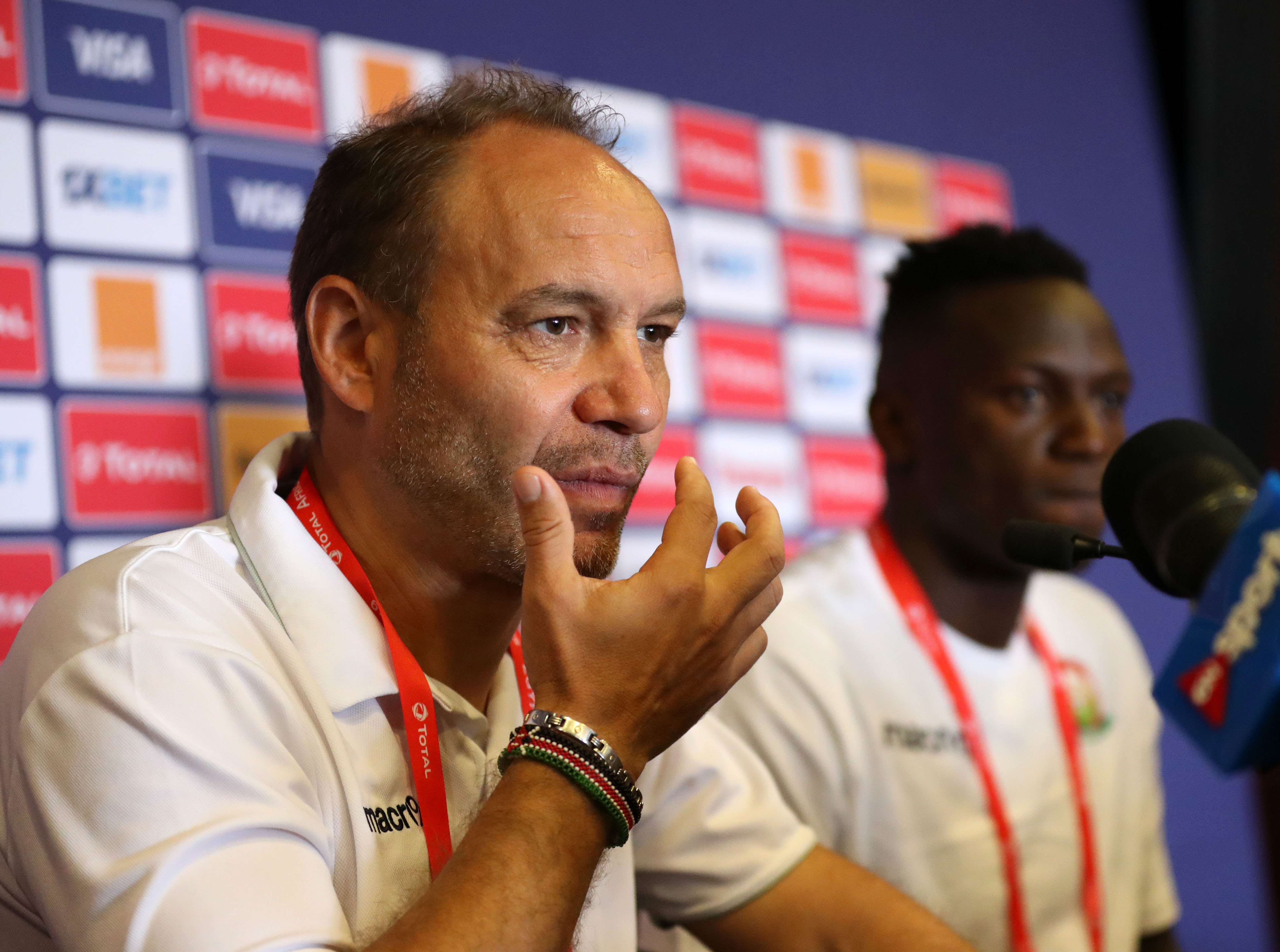 Former Harambee Stars coach Migne stuck in Equatorial Guinea
