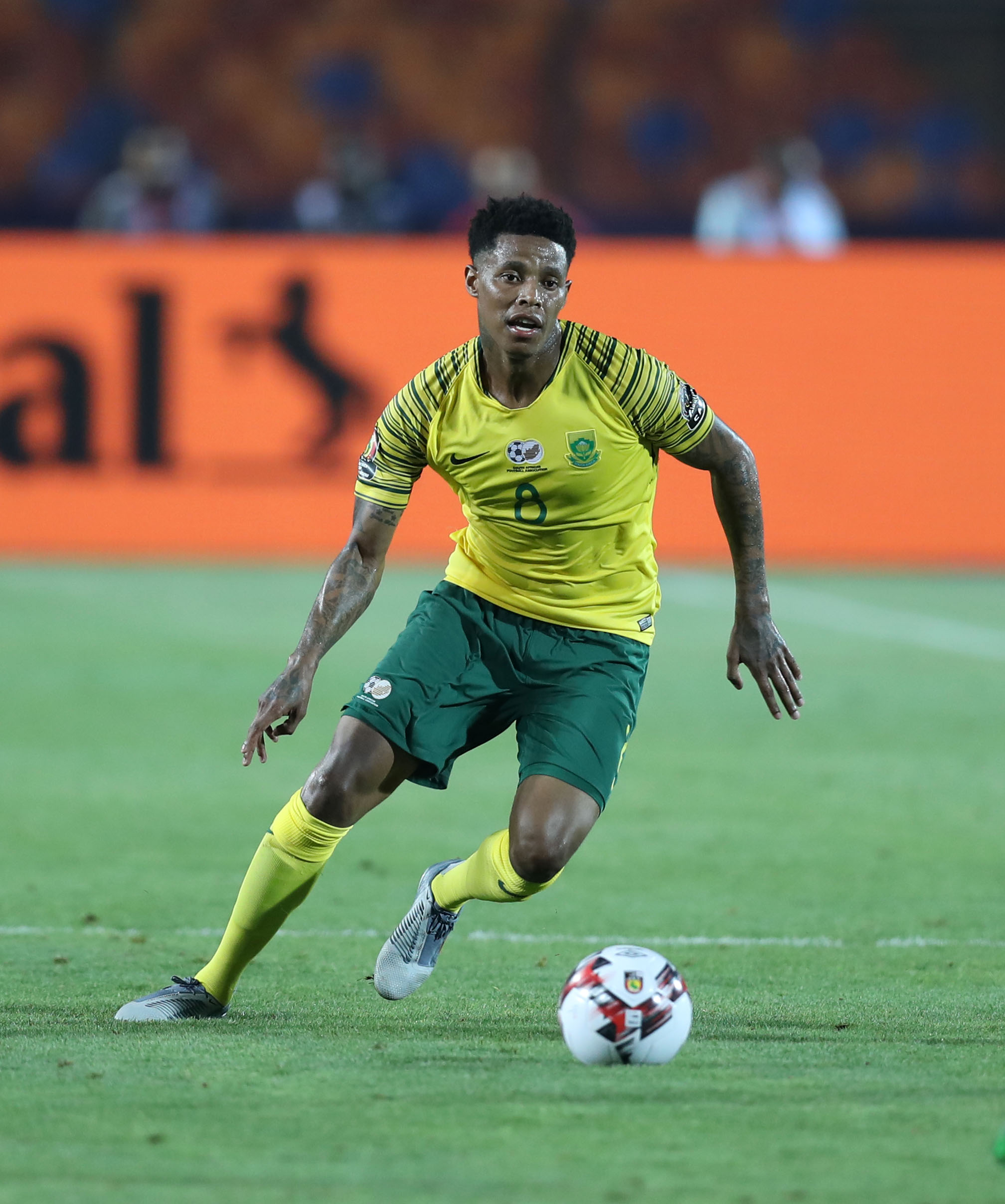 Zungu explains why he wants Baxter to stay