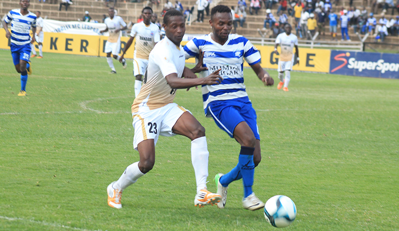 Bandari forward elated with resuming fitness after lenghty layoff