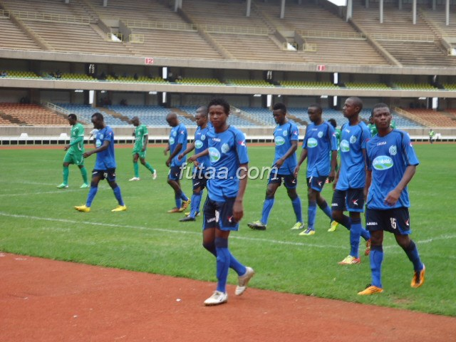 Thika United players set for resumption lunch