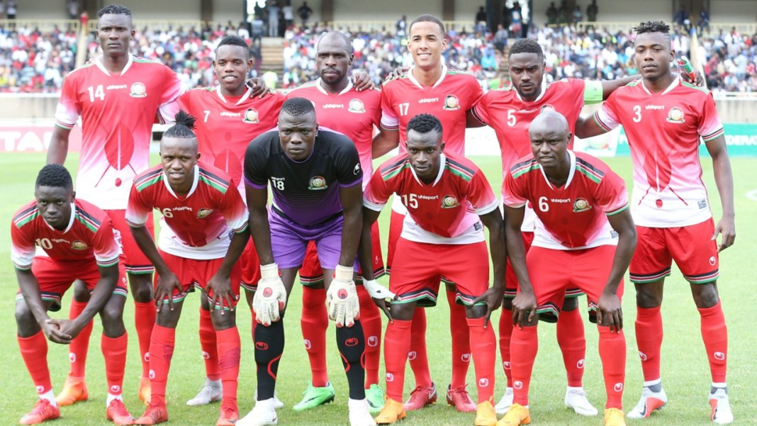 Migne, Wanyama cautious of AFCON qualification dream