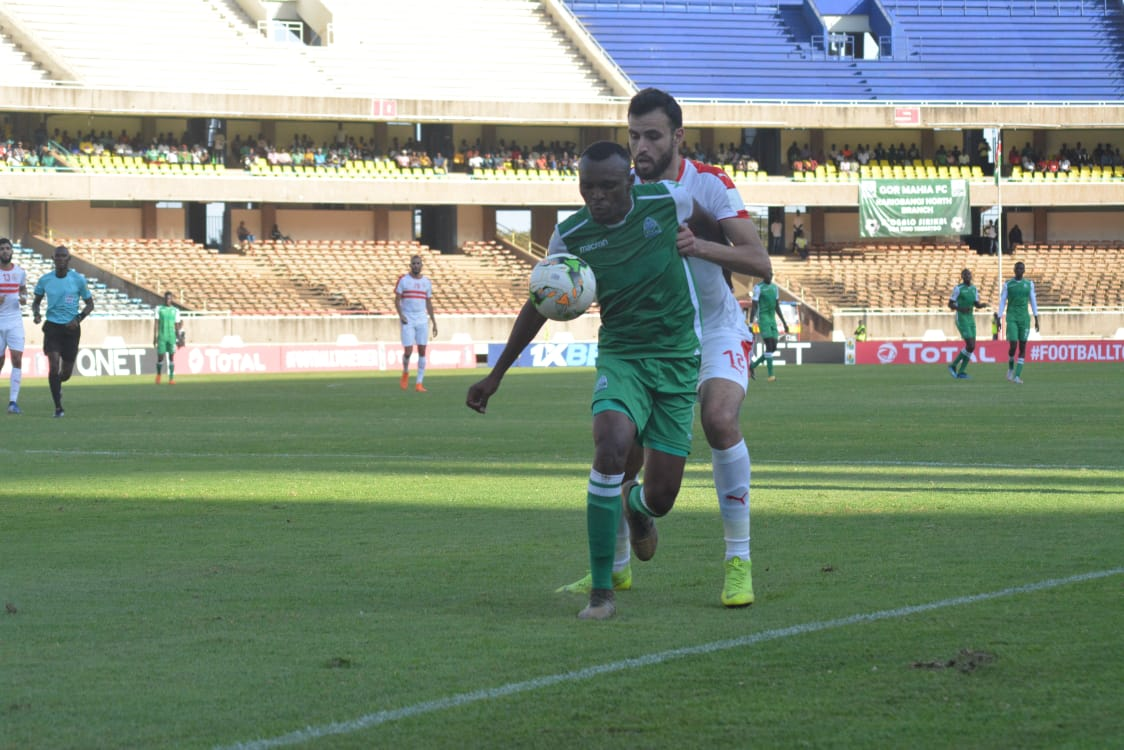 CAF CC review: Gor the biggest winner, Holders held, Sfaxien claim Tunisian derby