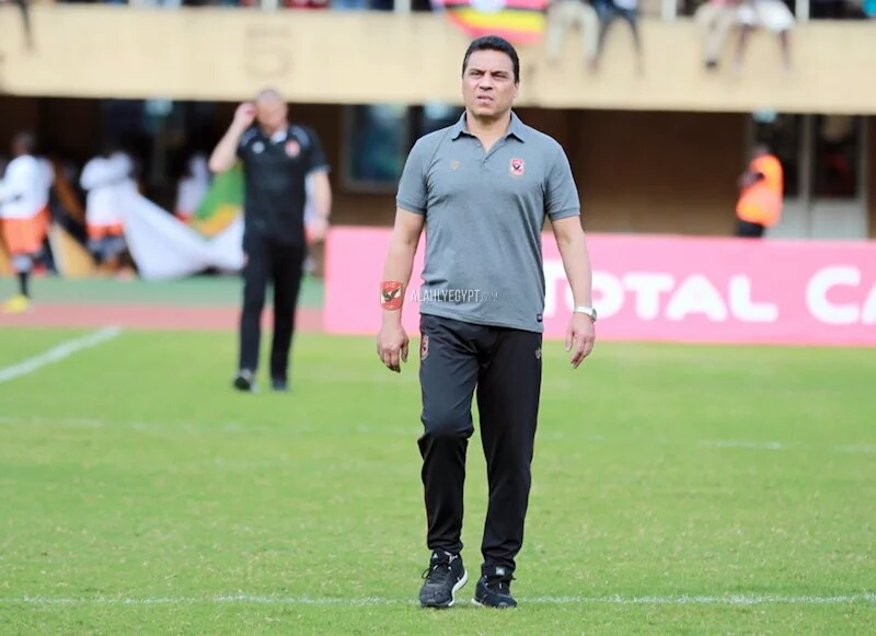 Al Ahly coach resigns after losing to KCCA