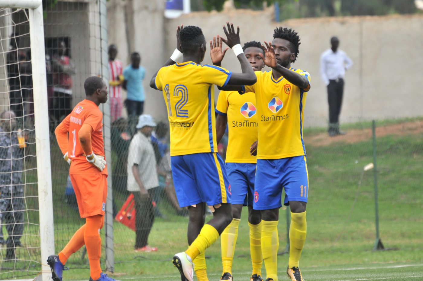 KCCA humbles CECAFA champs in friendly