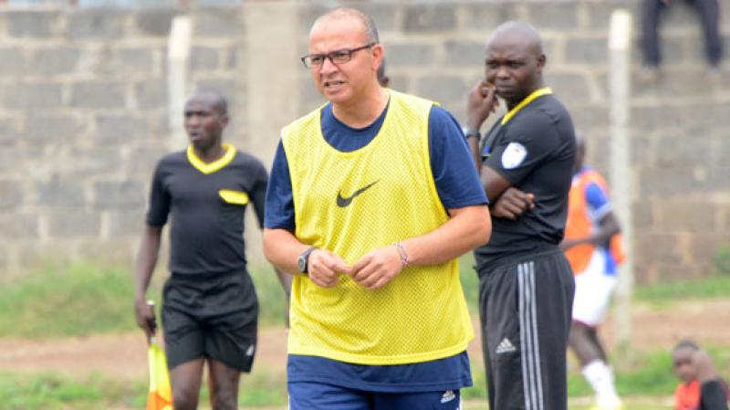 Medo concerned with Sofapaka's finishing