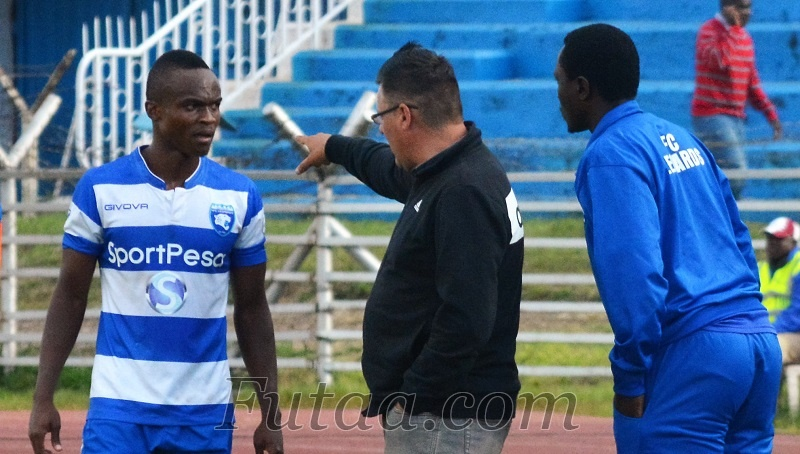 Cup prospects for former Leopards coach