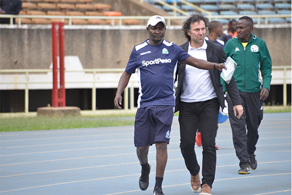 Oktay confident Gor Mahia will finish the job in Cameroon