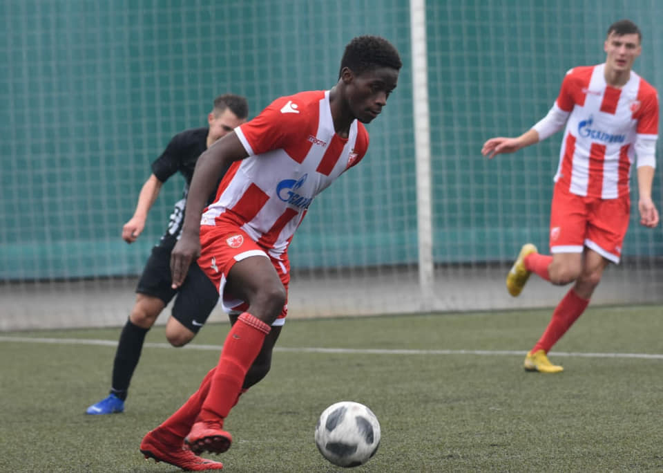 Kenyan youngster joins Serbian giants
