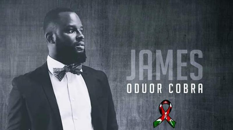 Tribute to the man James OduCobra