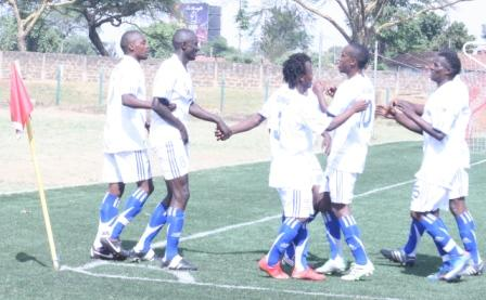 Ngwa leads the Rangers line in Thika