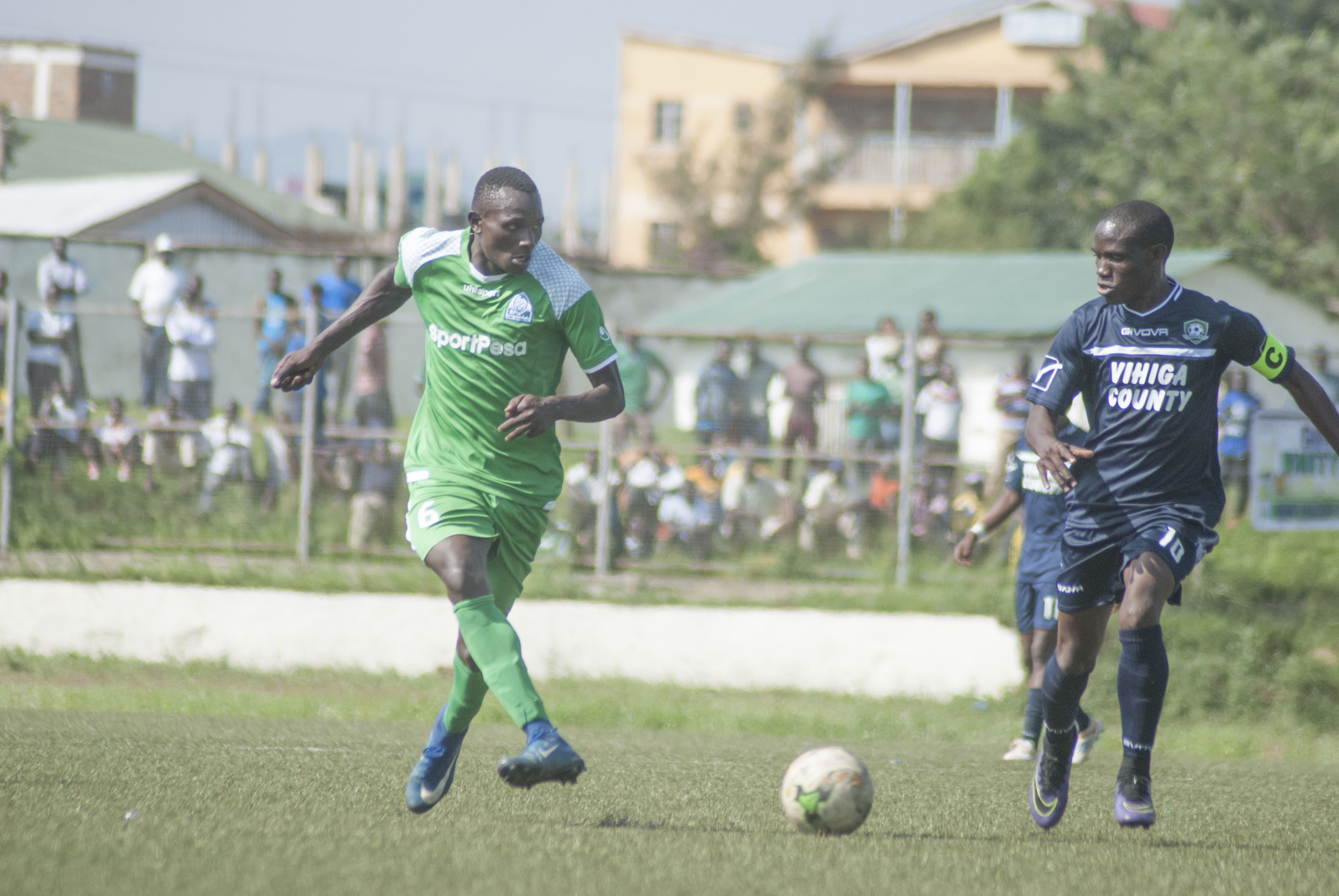 Veteran Okwemba released by Vihiga United