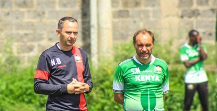 AFCON Q: Composed Migne, Wanyama hopes for better results against Ethiopia