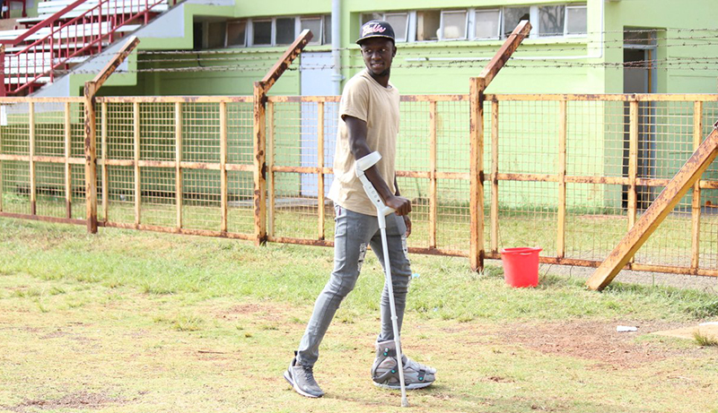 Tusker FC releases injury updates on trio