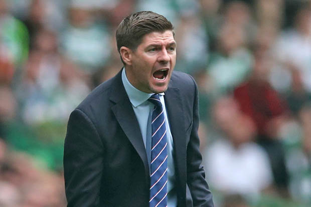 Gerrard reveals that he is learning from Klopp