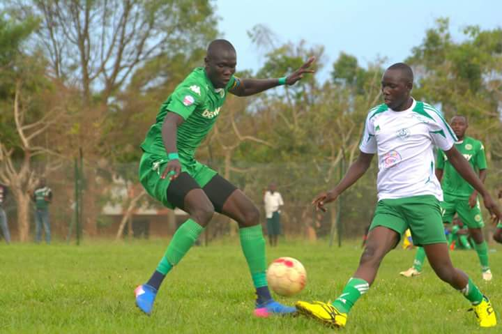 KCCA not interested in signing Onduparaka skipper