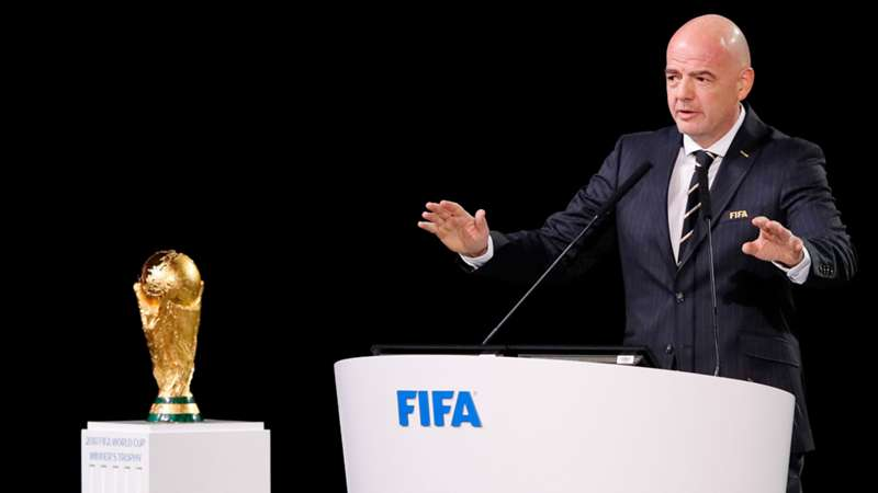 FIFA president to stand for re-election