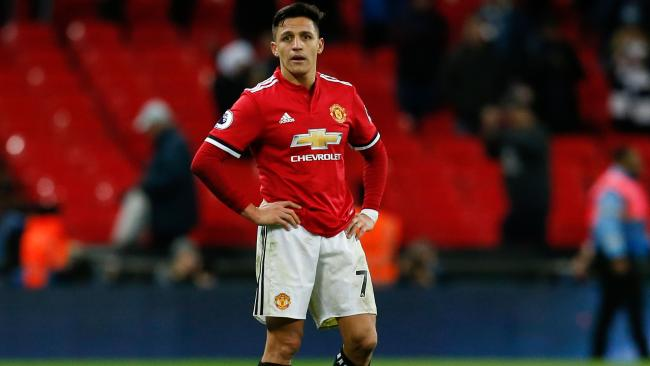 Sanchez blamed for United loss