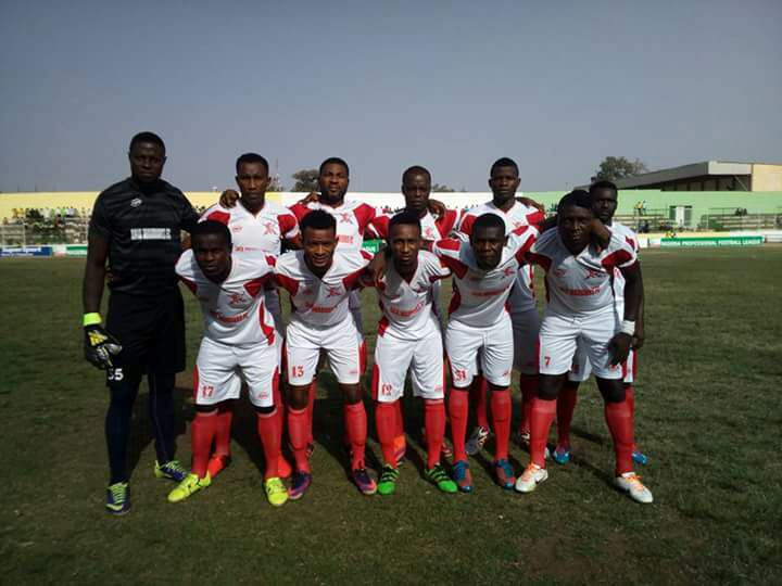 Abia Warriors secure late win over leaders Plateau United