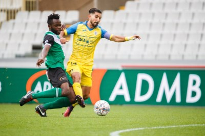Harambee Stars midfielder off the mark in Brugge